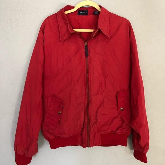 28aa585b68b Gant Jackets & Coats | Vintage 90s Windbreaker | Poshmark